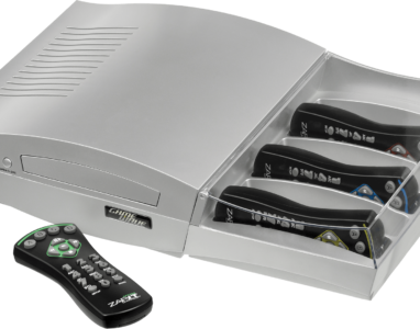 ZAPiT Games – Game Wave Family Entertainment System